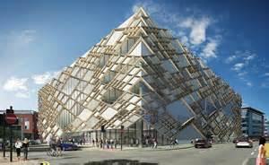 Diamond Sheffield Building