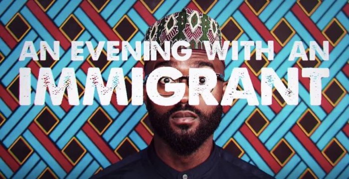 evening with an immigrant